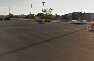 We did this parking lot paving in Orland Park - Roy's PAving & Sealcoating Co.