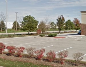 We did some parking lot paving in Romeoville - Roy's Paving and Sealcoating Co